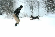 we all love snow