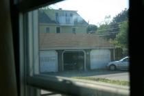 Walter's garage
